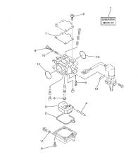 Yamaha Outboard Carburettor Repair Kits